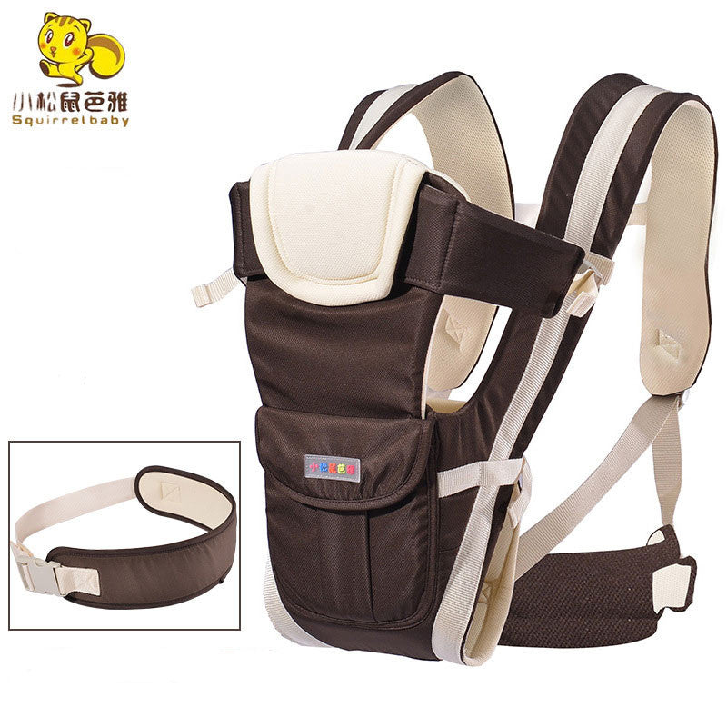 Squirrelbaby  Breathable Front Facing Baby Carrier