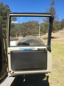 Toyota 75-78 Series Troopy Deluxe Barn Door Tables