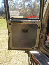 Load image into Gallery viewer, Toyota 75-78 Series Troopy Deluxe Barn Door Tables