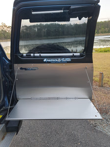 Nissan GU Patrol Deluxe Barn Door Table