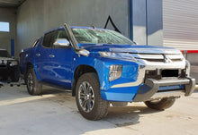 Load image into Gallery viewer, 2019 MITSUBISHI TRITON STAINLESS STEEL SNORKEL