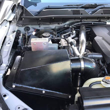 Load image into Gallery viewer, Nissan Navara NP300 Alloy Airbox