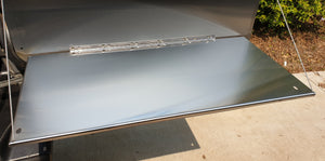 Nissan GU Patrol Barn Door Table