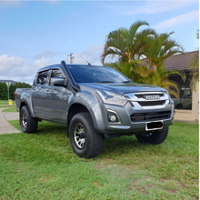 Load image into Gallery viewer, Isuzu DMAX 2012+ Dump Pipe Back Exhaust