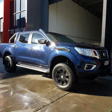 Load image into Gallery viewer, NISSAN NP300 STAINLESS STEEL SNORKEL FULL KIT
