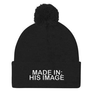 Made in His Image Embroidered