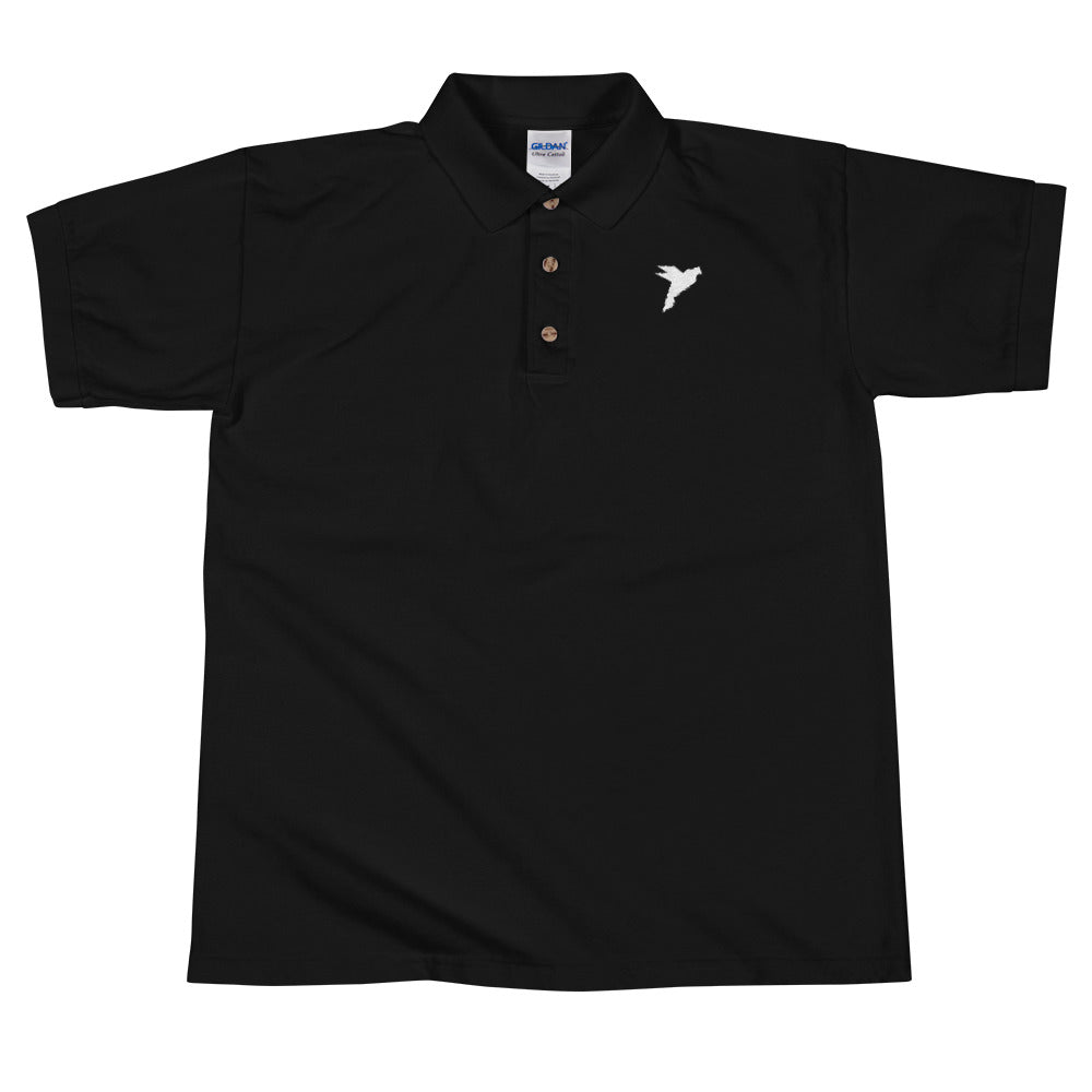 Almighty Dove Embroidered Polo