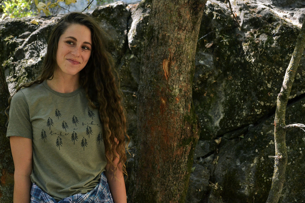 Take a Hike Tee - Women's