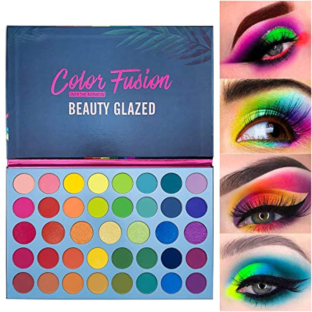 39 Color Rainbow Eyeshadow Palette -usa