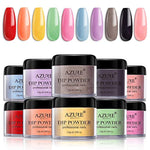 D10 Fruity Colors Collection,Dip Powders - Neshaí Fashion & More