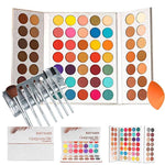 Gorgeous Me Eyeshadow Palette 63 Colors - Neshaí Fashion & More