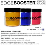 Strong Hold Styling Gel 16.9oz  strawberry