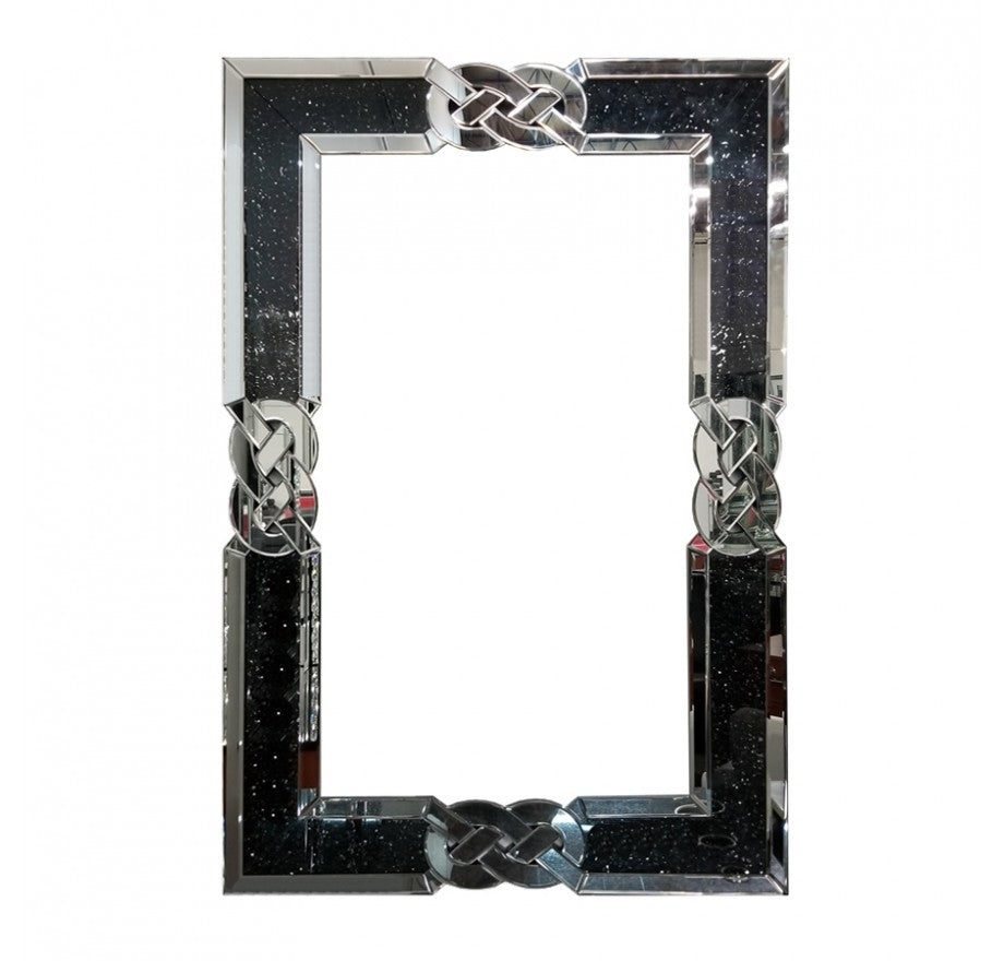 DECO GEMINI WALL MOUNT MIRROR