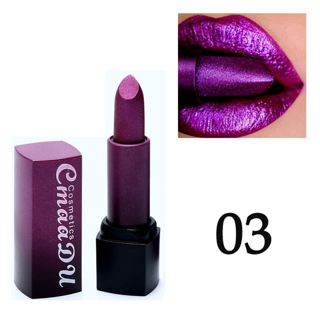 Mermaid Shimmer metal color Lipstick