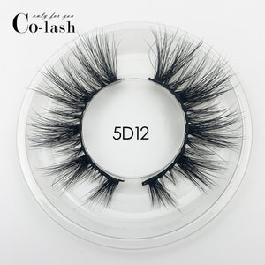 High Volume Mink Lashes Soft Dramatic lashes