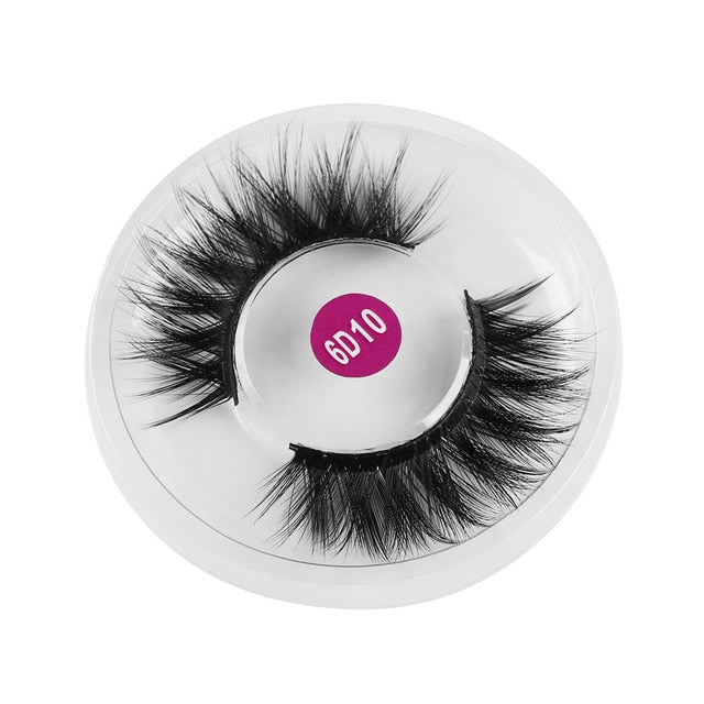 Criss-cross Feathery Wispy Lashes Natural Long Eyelashes 7 Styles