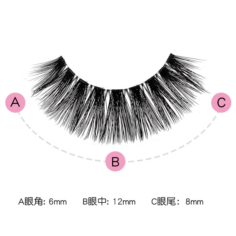 Wholesale 100pairs Eyelashes -logo