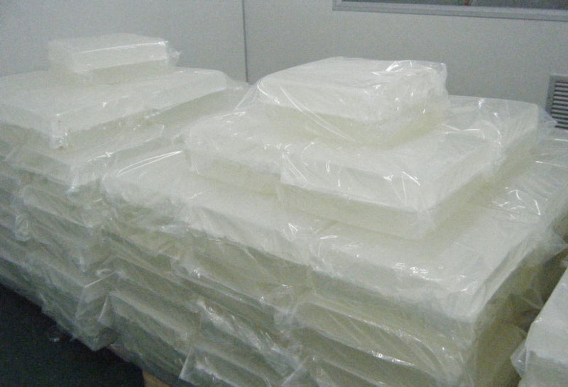 1pc=1kg Transparent  Raw Materials Glycerin Soap for Soap Making