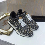 Luxury Rhinestone Sneakers