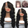 1x4 U Part Wig Body Wave Full Density