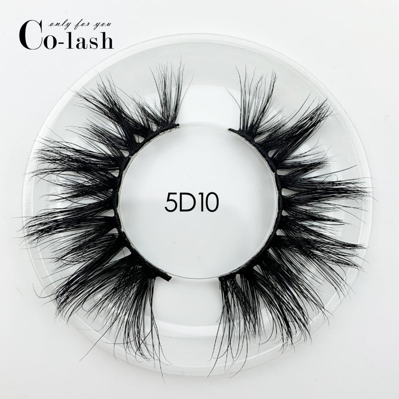 High Volume Mink Lashes Soft Dramatic lashes - Neshaí Fashion & More