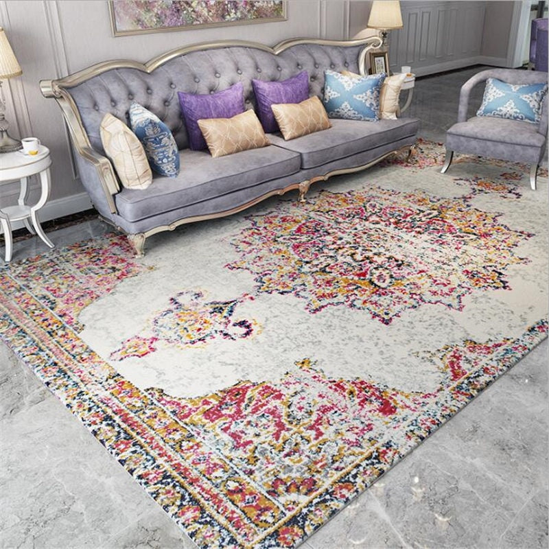 Soft Decorate House faux Persia Carpets