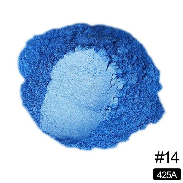 Natural Mineral Mica Powder DIY Pigment - Neshaí Fashion & More
