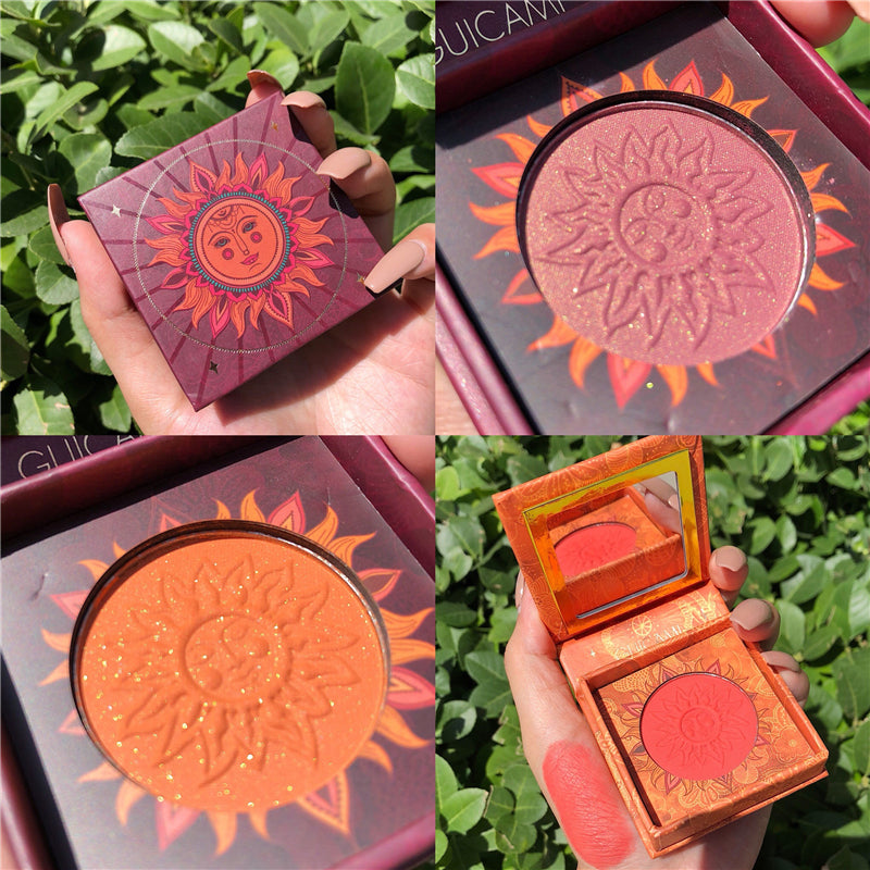 Baked Cheek Color Blusher Professional paleta de blush - Neshaí Fashion & More
