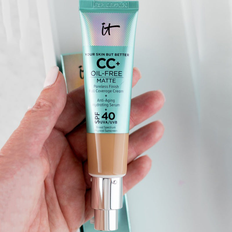 Full Cover Dark Circle Eyes SPF 40 Brighten CC Cream