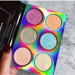 Northern Lights Highlighter Contour Cosmetics - Neshaí Fashion & More
