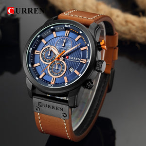 Sports Watches Men's Army Military Watch Man Quartz Clock Relogio Masculino