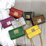 Clutch Purse  Serpentine - Neshaí Fashion & More
