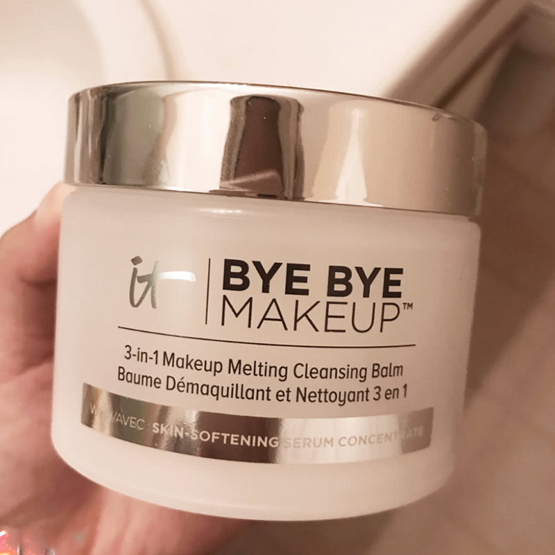 Bye Bye 3-in-1 Makeup Melting Cleansing Balm Removing Cream 80g