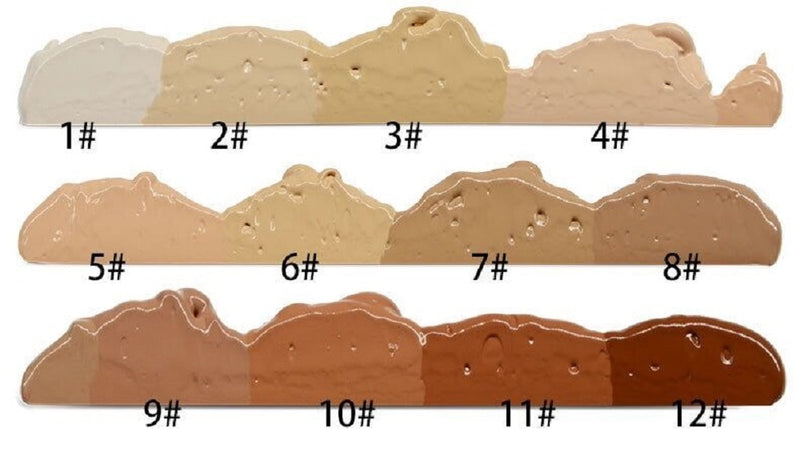Wholesale Liquid Foundation Cream Concealer Custom Label Build your own brand