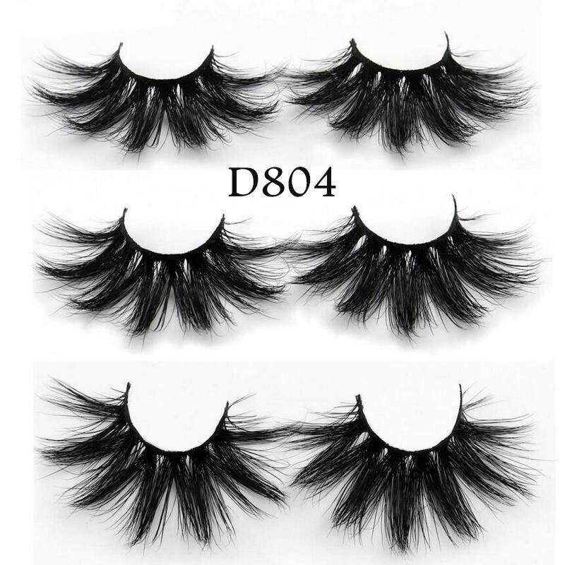 25mm cruelty-free Lightweight False lashes
