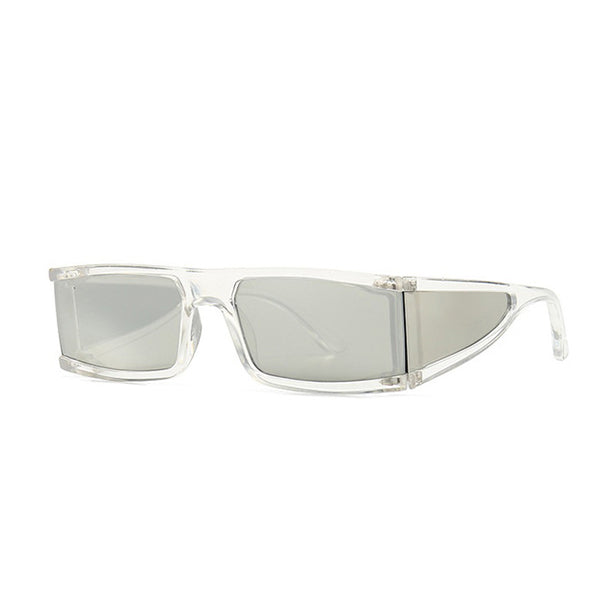 New Clear Frame Silver Mirror