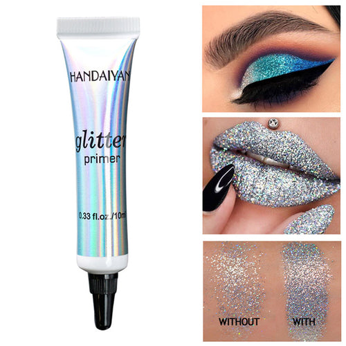 Sequin Glitter Primer Eyeshadow Pigment Cream - Neshaí Fashion & More