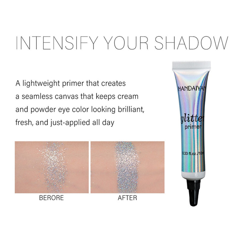 Sequin Glitter Primer Eyeshadow Pigment Cream
