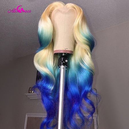 Body Wave Ombre Wig