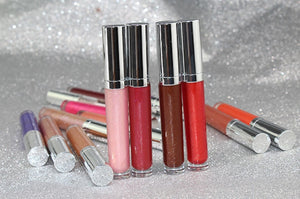 26 Colors Long Lasting lip gloss Private Label Wholesale