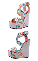 Summer Fashion Peep Toe
