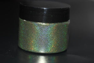 "raw material Extra fine 0.05mm 002"" Holographic Glitter Dust Laser Mirror Powder For Makeup Lipgloss Eyeshadow Body Nail Resin Crafts Jewler"