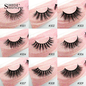 Bulk order Wholesale Eyelashes 3d Mink Lashes-