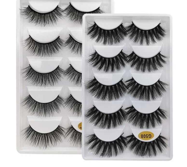 10 boxes Wholesale 3d Mink Lashes faux cils