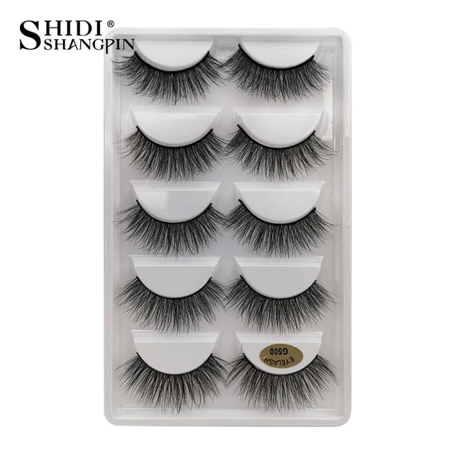 10 boxes Wholesale 3d Mink Lashes