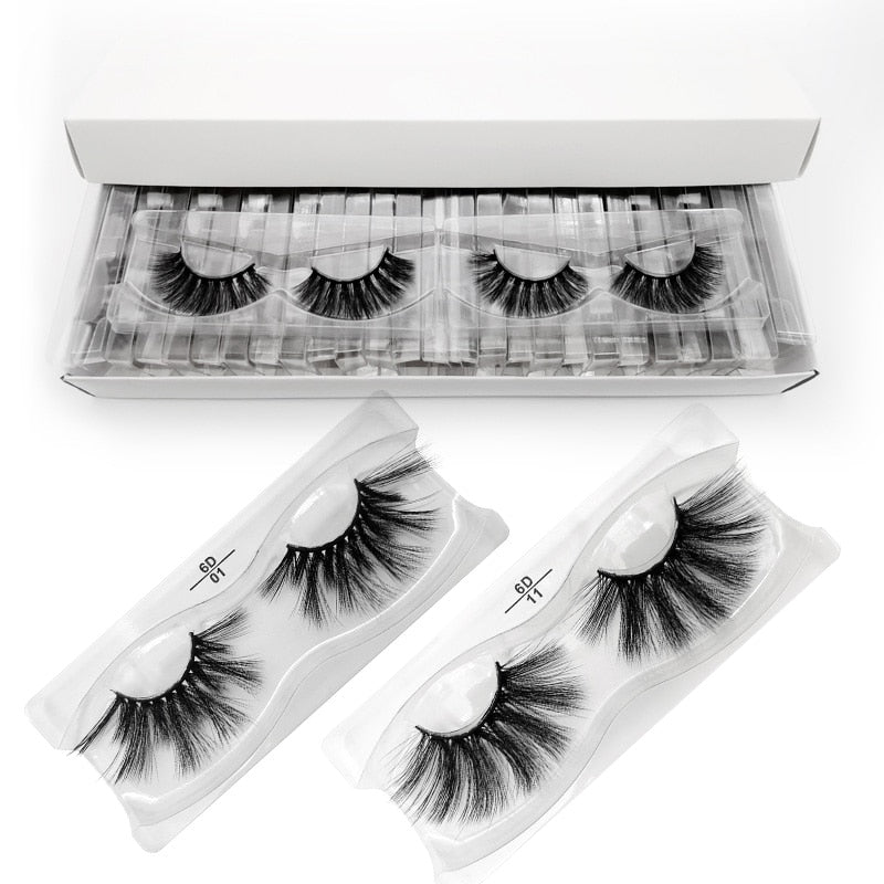 25mm Lashes Wholesale Minks