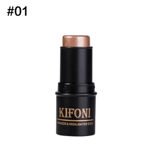 EU - 8 Colors 3D Contour Stick Makeup Contour