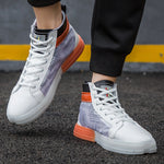 Designer High Top Walker Sneakers - Neshaí Fashion & More