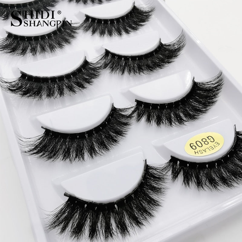 3d mink lashes -usa