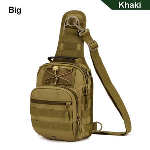 Tactical bag Molle Fishing Hiking Backpack